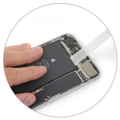 Замена аккумулятора iPhone 8 Plus