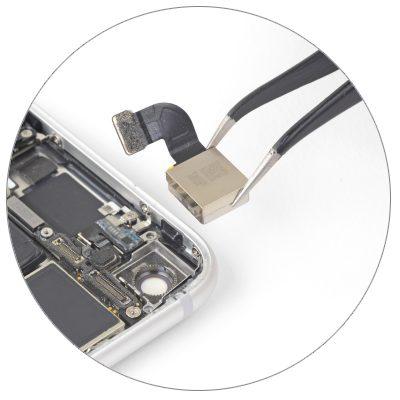 Замена камеры на iPhone 8
