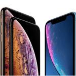 Apple представила iPhone XS, iPhone XS Max и iPhone XR