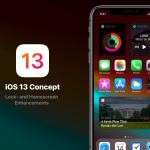 iOS 13. Первые подробности о новой операционной системе