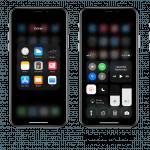 Тёмный режим iOS 13