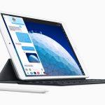 Apple представила новые iPad Air 3 и iPad mini 5