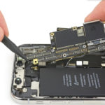 Как вытащить информацию из iPhone X после воды или сильного падения?